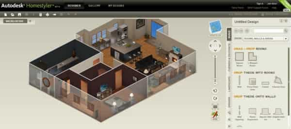 Best free home design software - Home styler