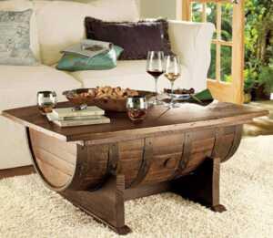 barrell table