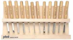 Wood carving tools - Pfeil