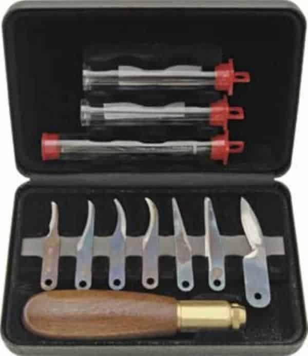 Wood carving tools - Warren