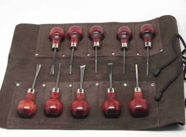 Wood carving tools - Ramelson