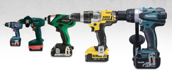 Best cordless drill buying guide - cordless drills