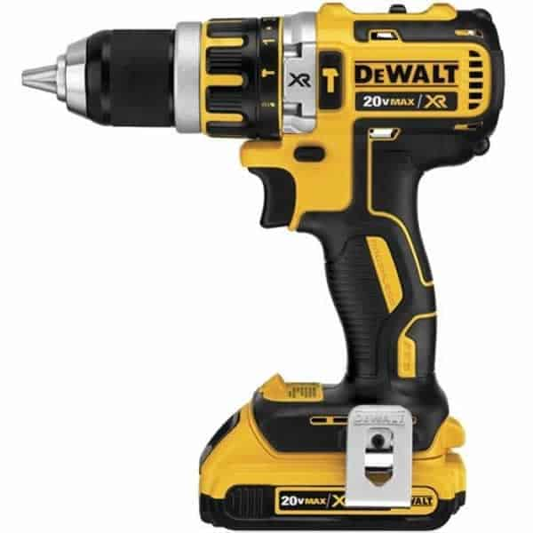 Best cordless drill buying guide - Dewalt