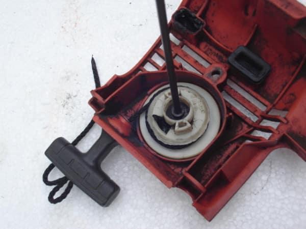grass trimmer spool bolt