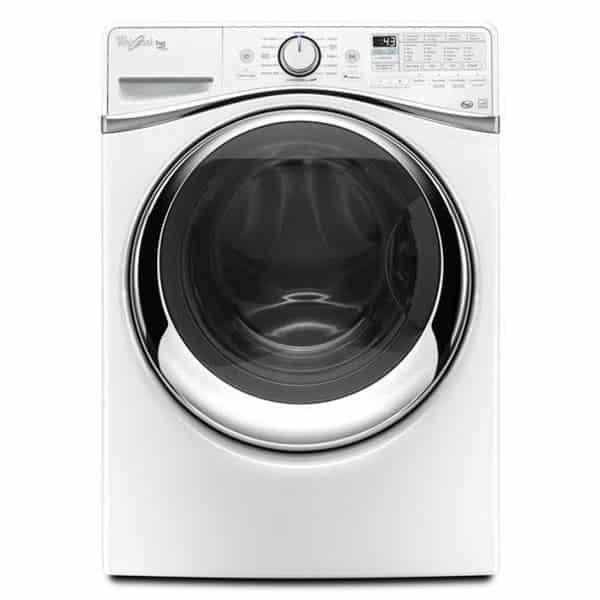 washing machine guide whirlpool