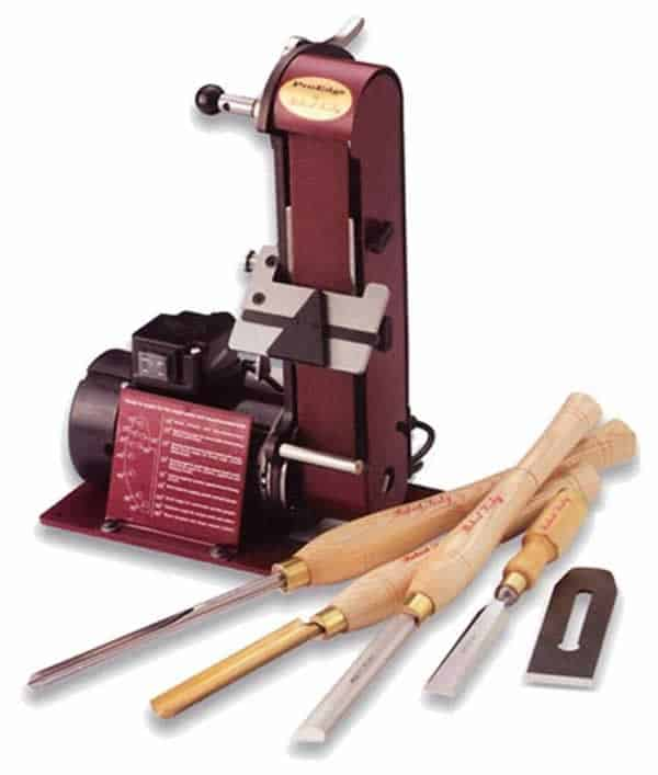 Robert Sorby Pro Edge sharpening system