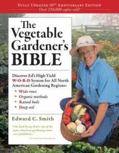 The vegetable gardeners bible