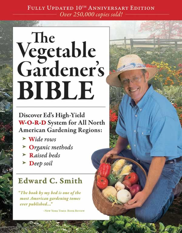 The vegetable gardeners bible