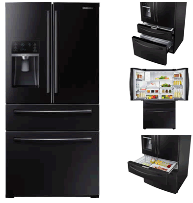 Best French Door Refrigerators - Samsung