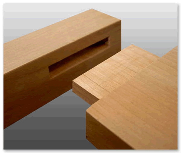 Mortise And Tenon Joint ~ Mortise and tenon joint handyman tips