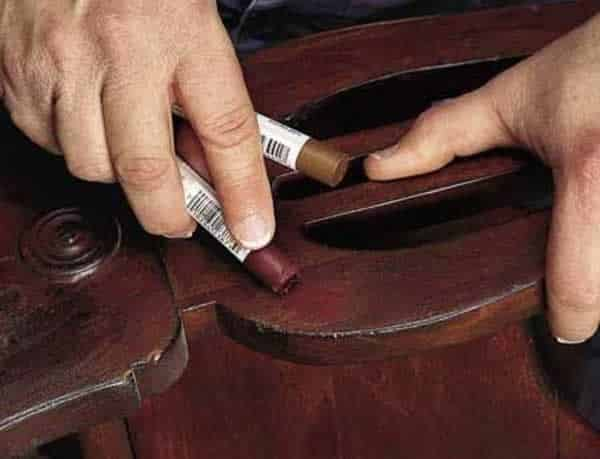How To Fix Scratches On Furniture Handyman Tips