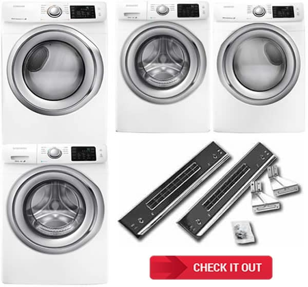 Samsung laundry pair - AppConn