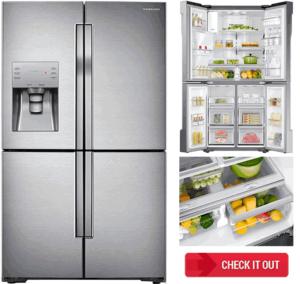 Samsung French Door Refrigerator - AJ Madison