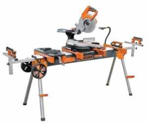 Woodworking deals - miter saw stand