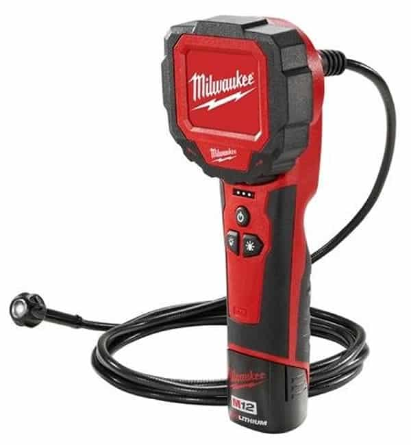Milwaukee M-Spector 360 Digital Inspection Camera Review