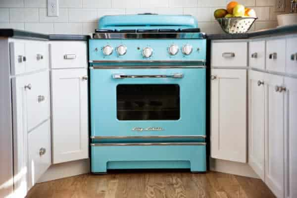 Retro kitchen appliances - Big Chill