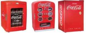 Retro kitchen appliances - Coca cola