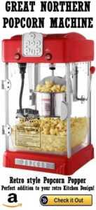 Retro kitchen appliances - Popcorn maker