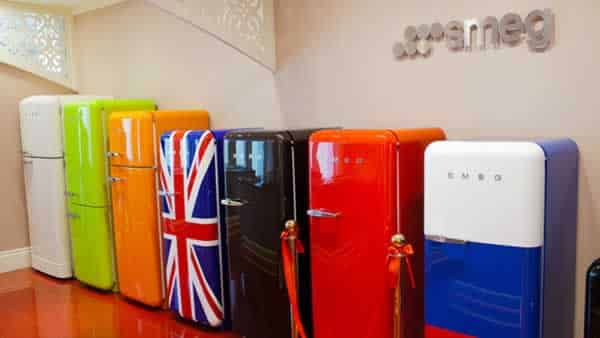 Retro kitchen appliances - Smeg