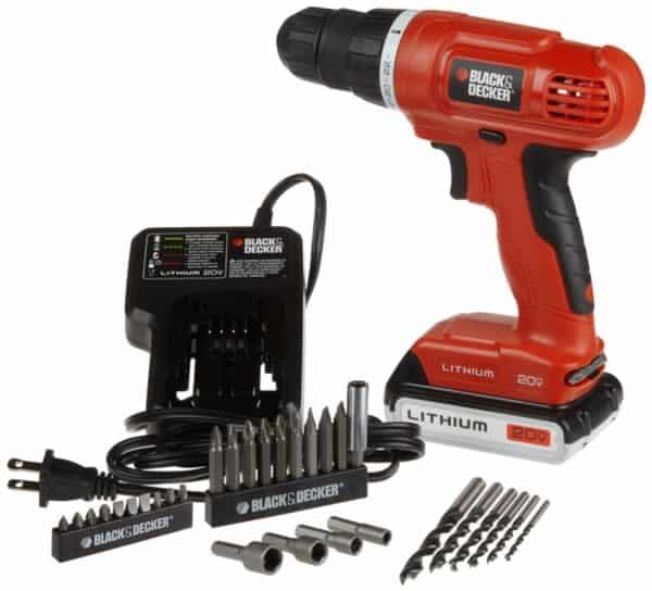 Handyman tips for female homeowners - cordless drill