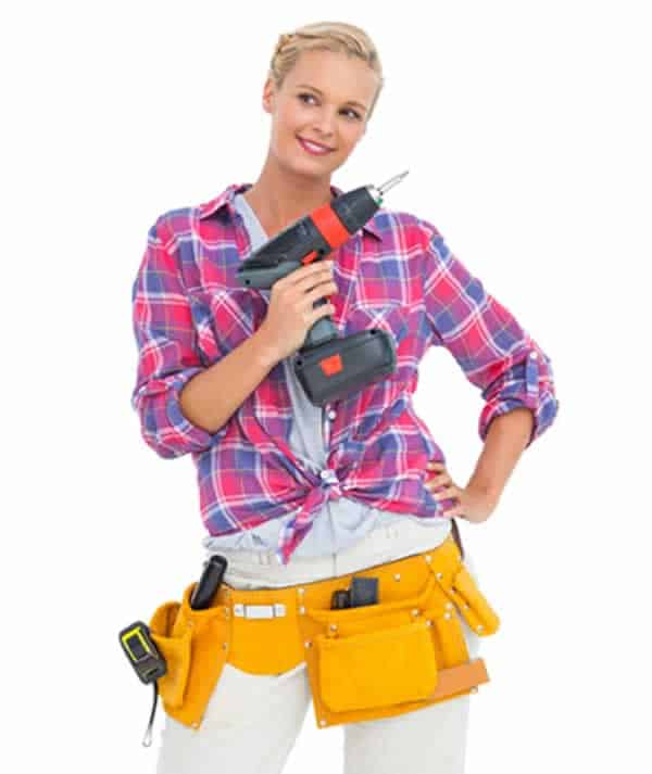 Handyman tips for female homeowners