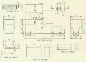 How to make a wooden semi truck - schema1