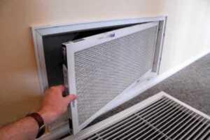 DIY Air Conditioner Maintenance - filter