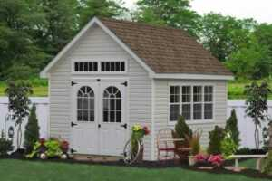 How to choose perfect Garden Shed