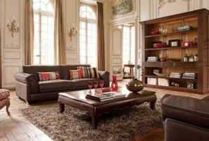 How to choose vintage furniture - living room