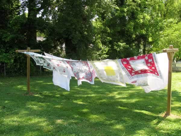 Summer to do list for DIY Homeowner - Clothes line