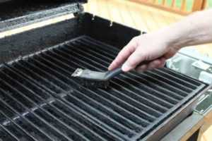 Summer to do list for DIY Homeowner - bbq cleaning
