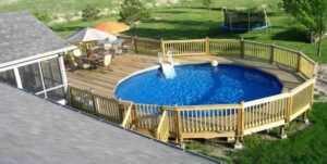 Summer to do list for DIY Homewner - pool
