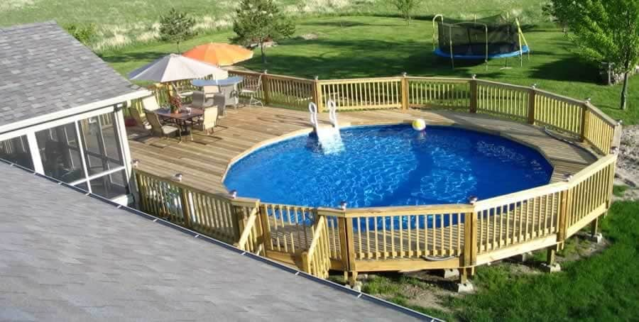 Summer to do list for DIY Homewner - pool