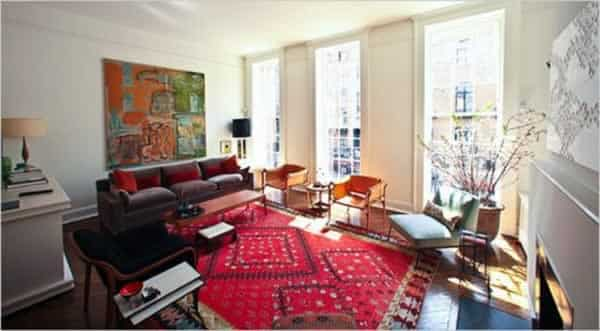 Antique rugs - Persian rugs