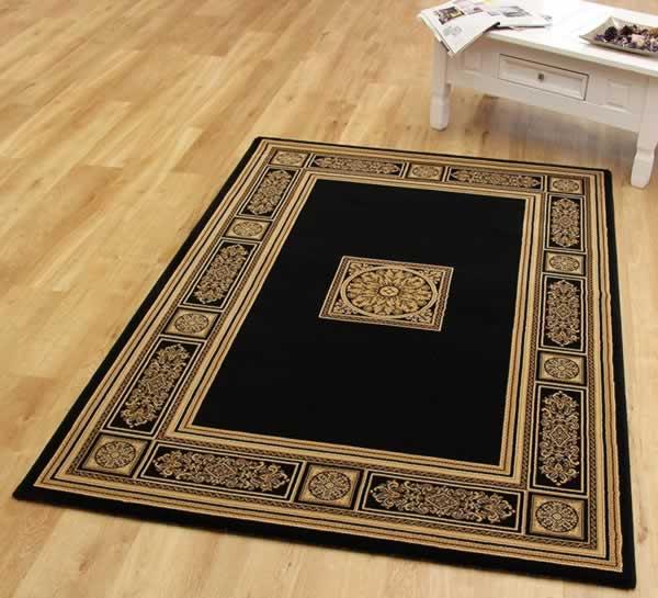 Antique rugs - Sarouk rug