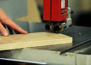 Bandsaw blade tune up