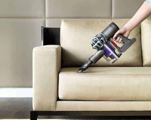 Cordless vacuum cleaners - handheld