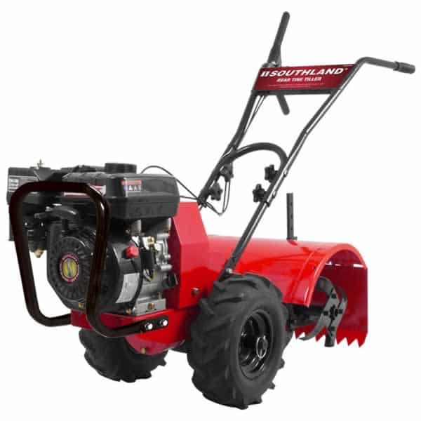 Garden power tools - tiller