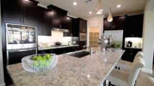 Tips for customizing model homes - kitchen