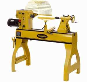 Are all wood lathes created equal - Powematic 3520B