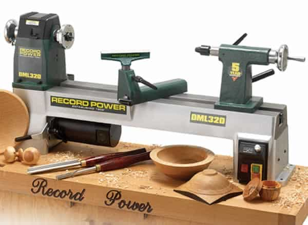 Are all wood lathes created equal - Record Power CL5