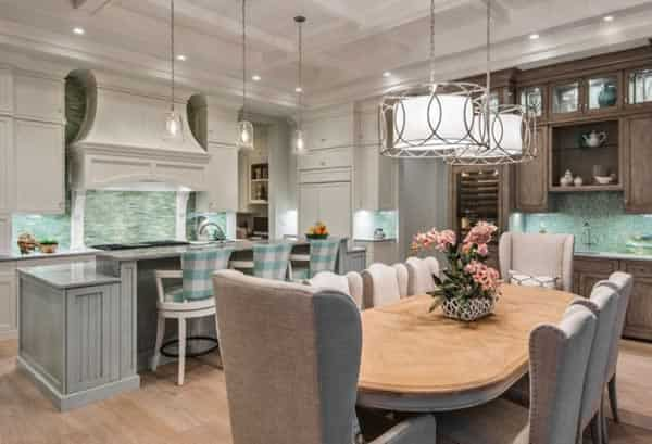 Best ways to improve your home value - open concept kitchen