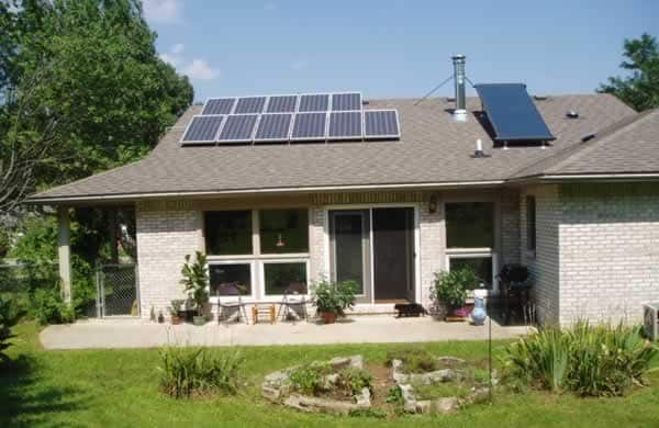 Best ways to improve your home value - solar panels