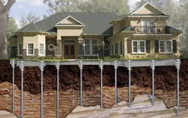 Underpinning improves your property value