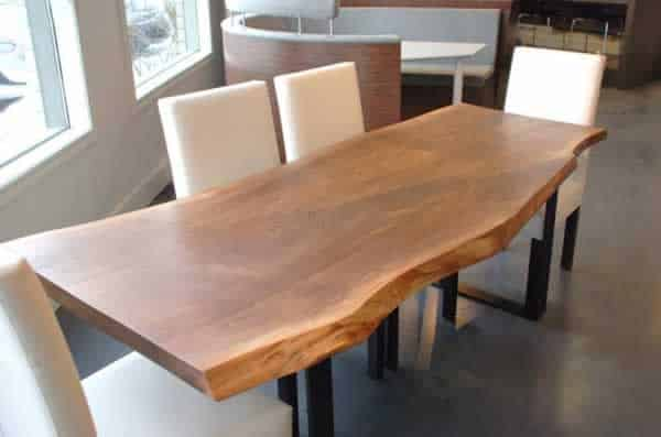 How to maintain wood dining table