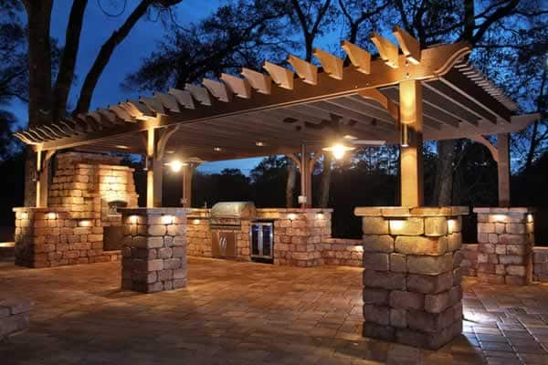 Pergola can increase home value