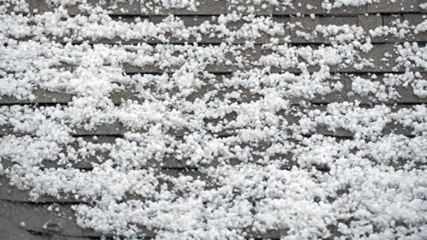 Tips to fix your roof after hailstorm