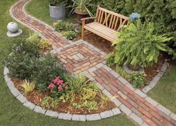 DIY tips for paving your backyard