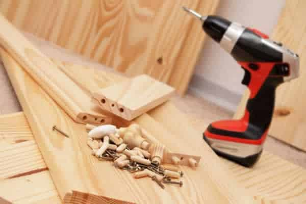 How to assemble Ikea flat pack furniture