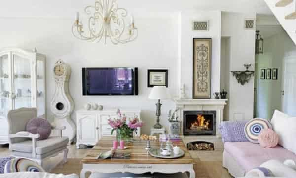 Trendy shabby chic ideas for the home